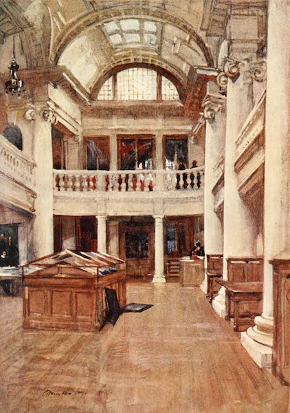 Liverpool Painted and Described - The Hornby Library (1907)