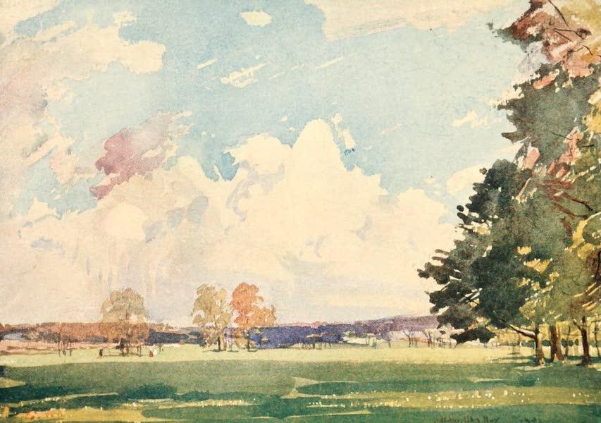 Liverpool Painted and Described - Calderstones Park (1907)