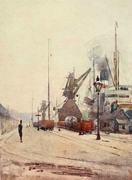 Liverpool Painted and Described - Herculaneum Dock (1907)