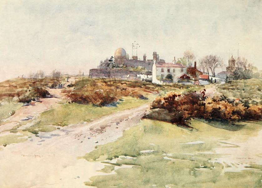 Liverpool Painted and Described - Bidston Hill (1907)
