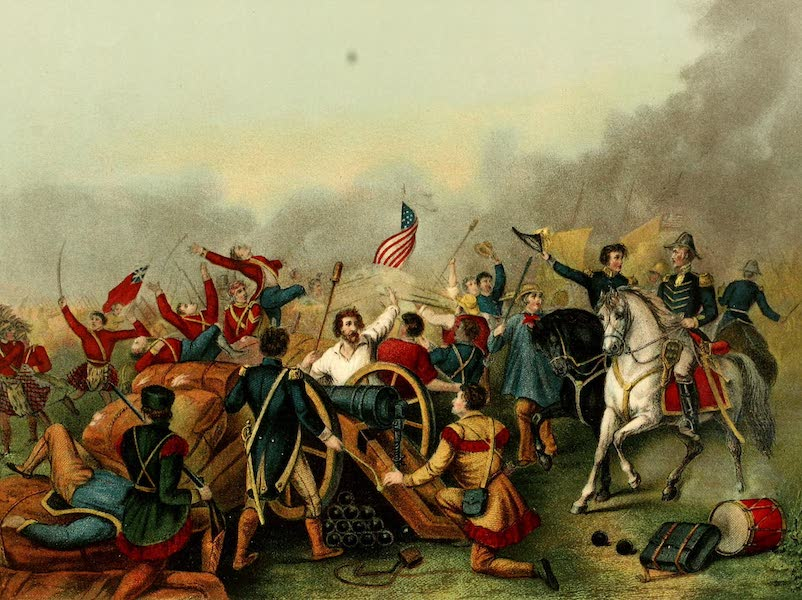 Lives of the Presidents - General Jackson at the Battle of New Orleans (1903)