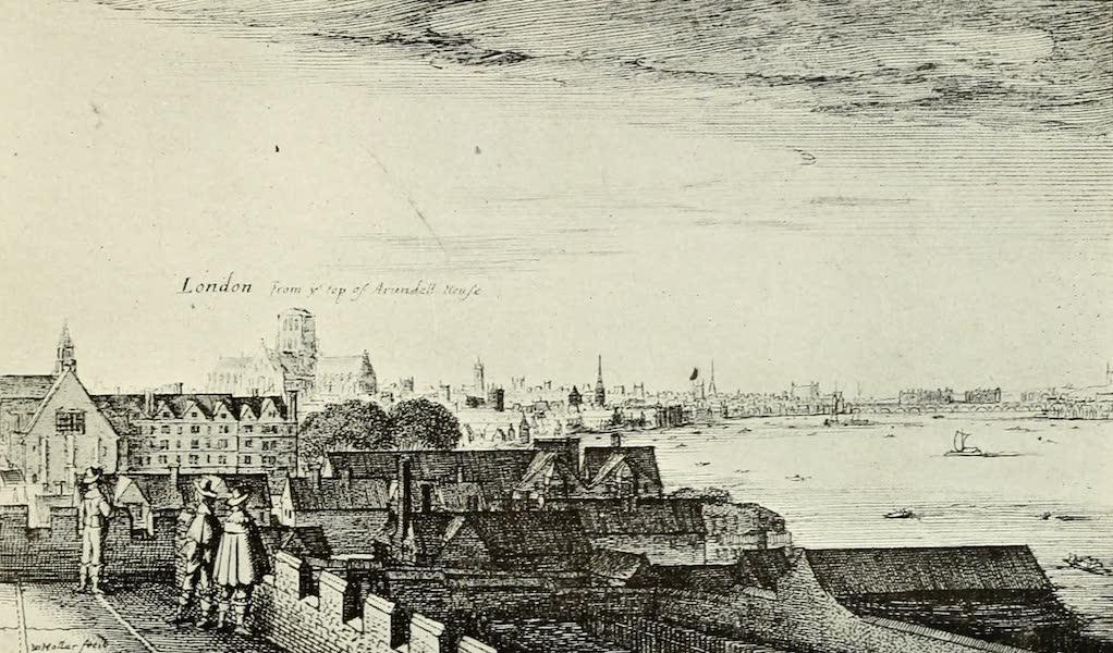 London on Thames in Bygone Days - Old London Bridge (1903)
