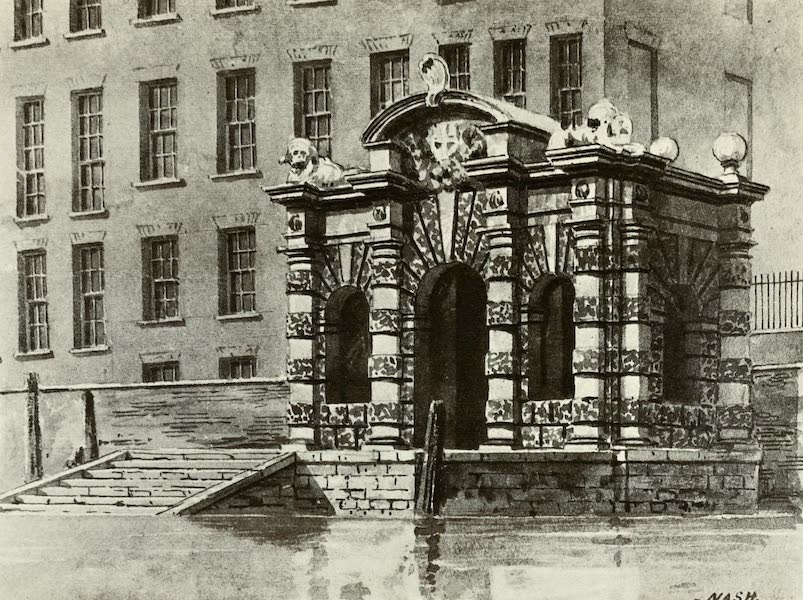 London on Thames in Bygone Days - The Tower of London (1903)