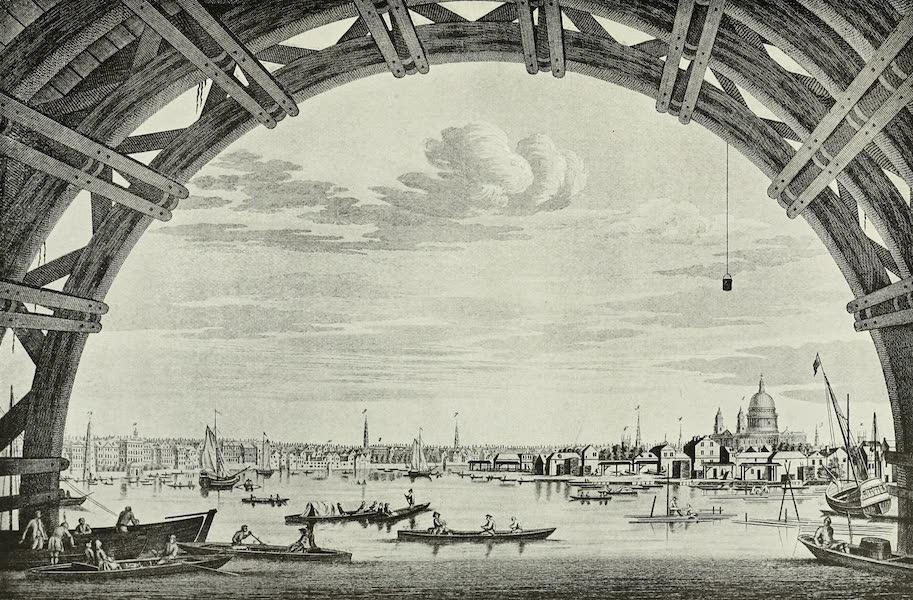 London on Thames in Bygone Days - Thames Watermen (1903)