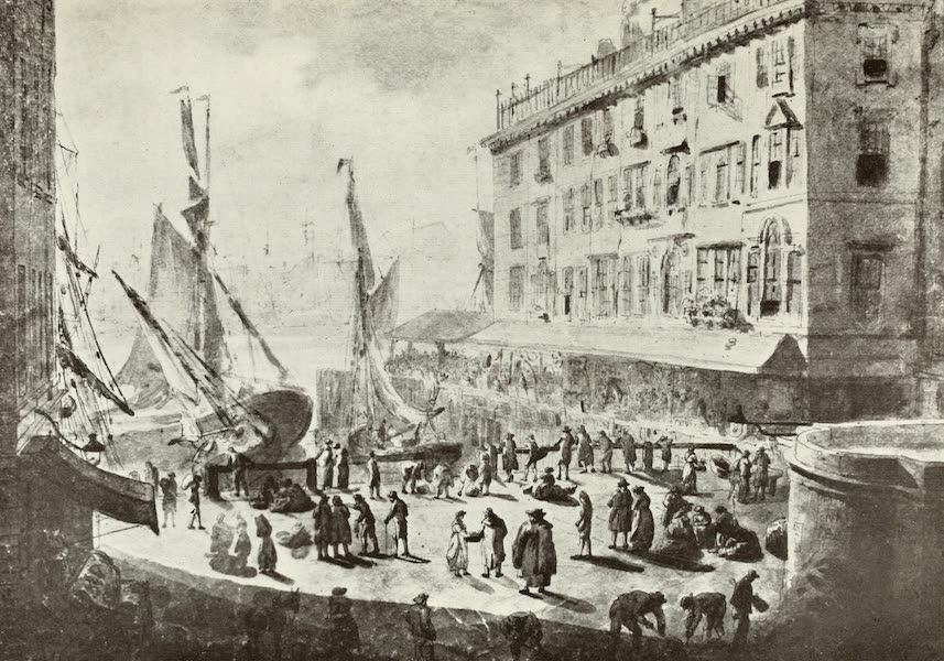London on Thames in Bygone Days - Billingsgate (1903)