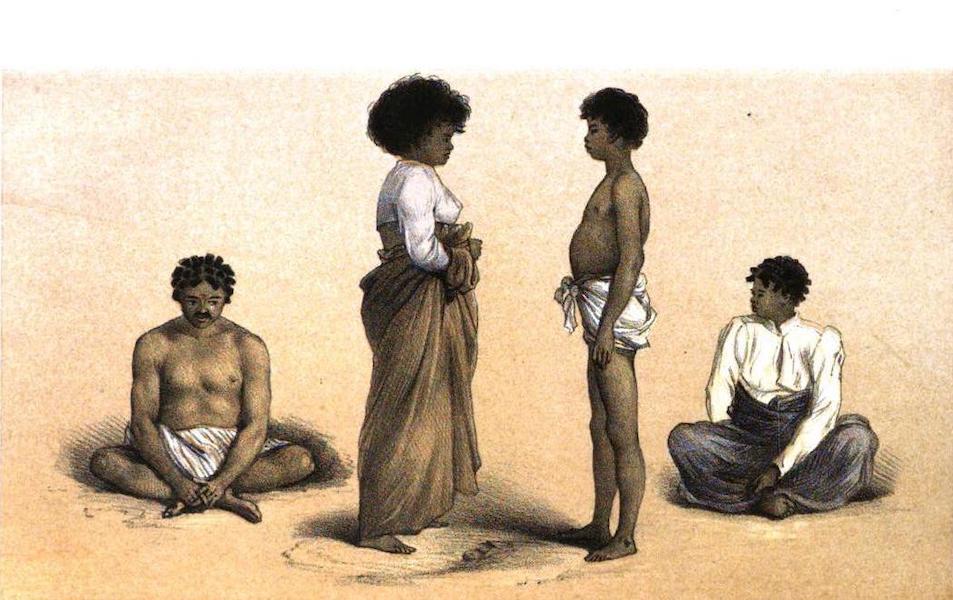 Madagascar and the Malagasy - Betsimasaraks and Betanimenes (1866)