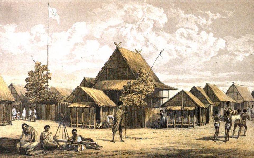 Madagascar and the Malagasy - Ambohibohazo (1866)