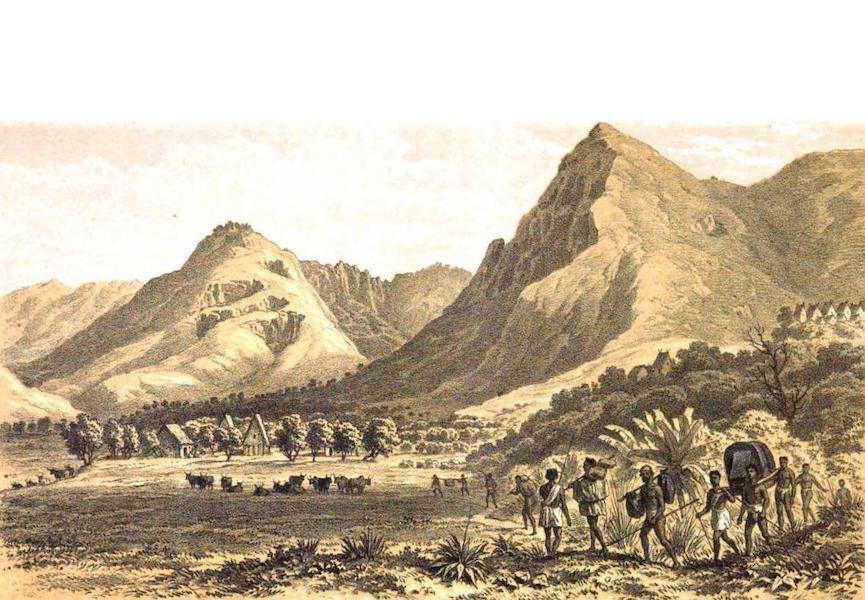 Madagascar and the Malagasy - Mount Angavo (1866)