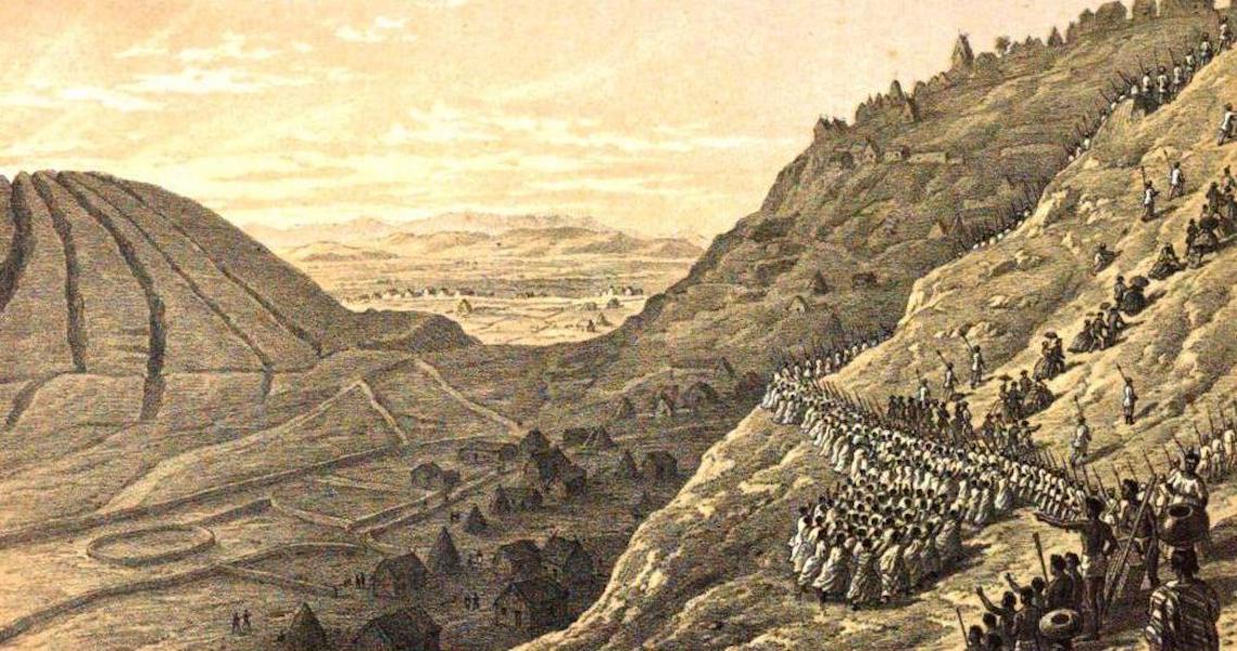 Madagascar and the Malagasy - Ambohidzanahary & Suburbs of Antananarivo (1866)