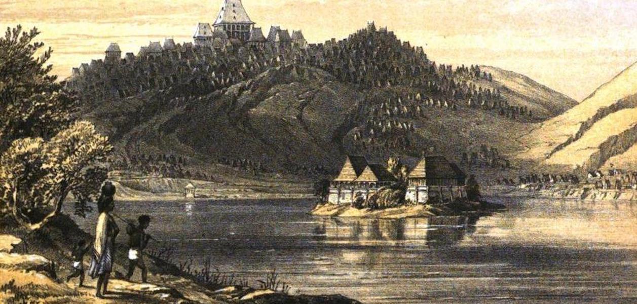 Madagascar and the Malagasy - Antananrivo (1866)