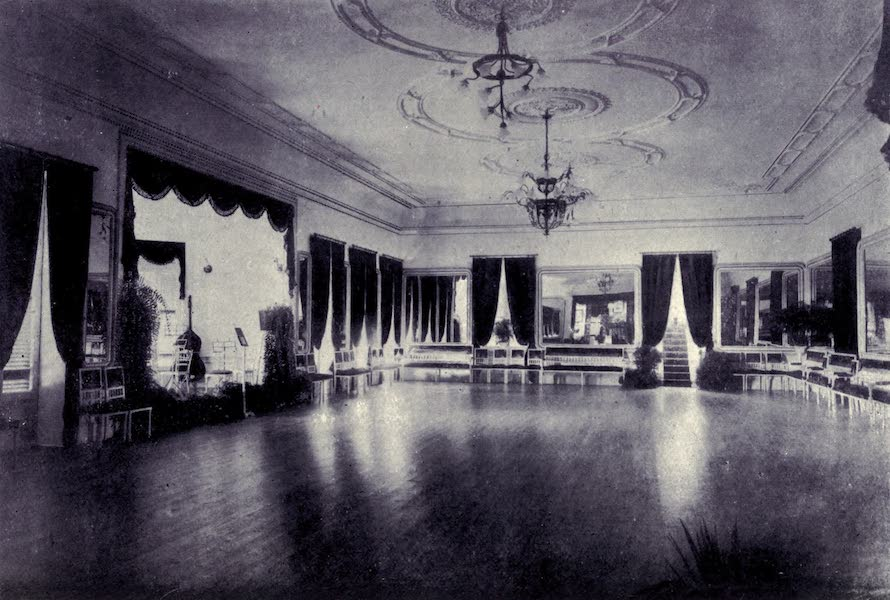 Madeira : Old and New - Casino Ballroom (1909)