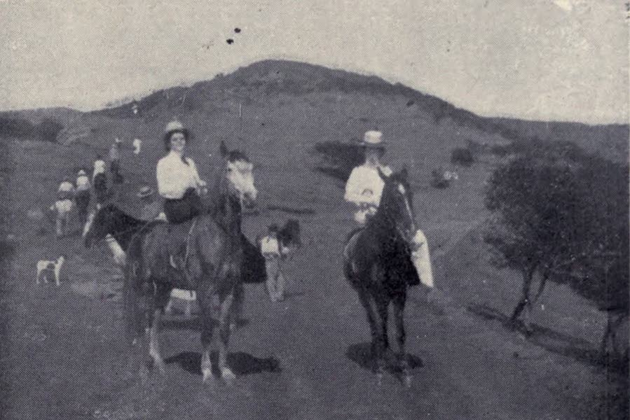 Madeira : Old and New - A Picnic on the Hills (1909)