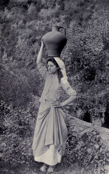 Madeira : Old and New - A Water Carrier (1909)