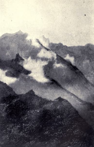 Madeira : Old and New - A Mist in the Mountains (1909)