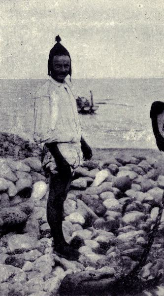 Madeira : Old and New - A Funchal Boatman (1909)