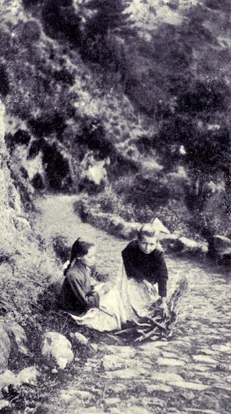 Madeira : Old and New - Little Wood Gatherers (1909)