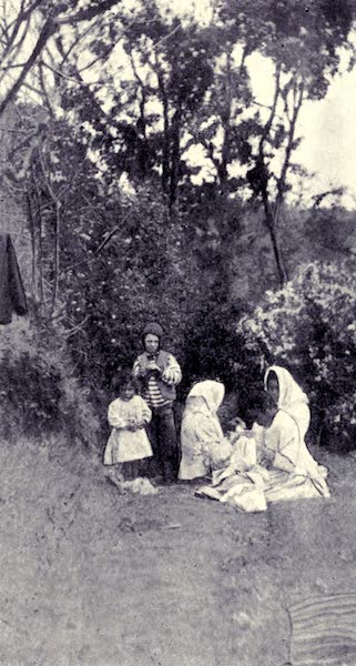 Madeira : Old and New - Peasants Embroidering (1909)