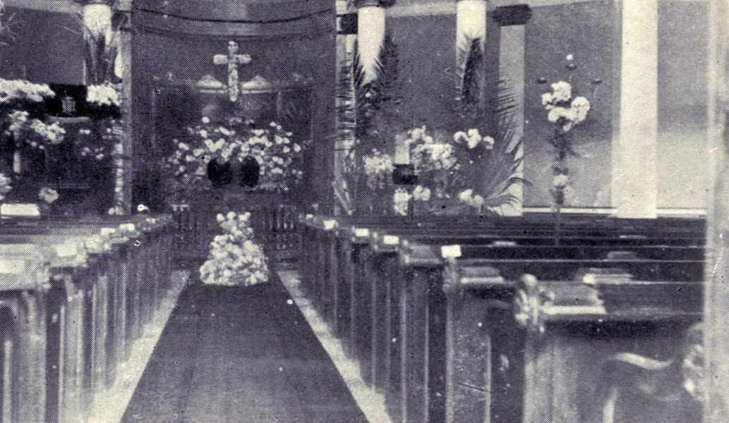 Madeira : Old and New - Easter Sunday at the English Church (1909)