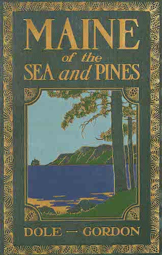 Chromolithography - Maine of the Sea and Pines