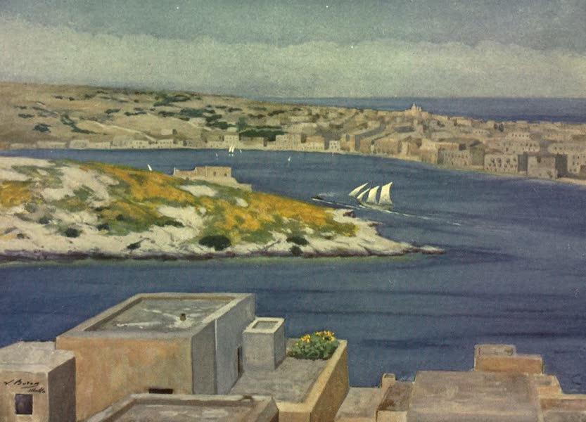 Malta, Painted and Described - Sliema (1910)