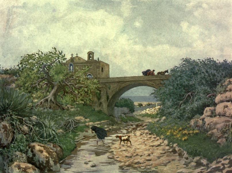 Malta, Painted and Described - Speranza Valley, Malta (1910)