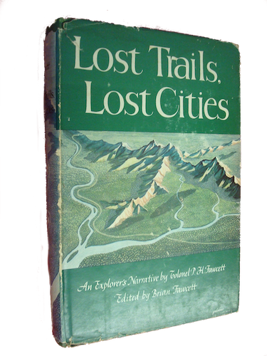 Lost Trails, Lost Cities (1954)