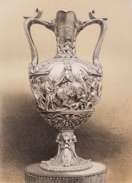 Masterpieces of Industrial Art & Sculpture Vol. 1 - Rudolphi – Precious Metal-work (1863)