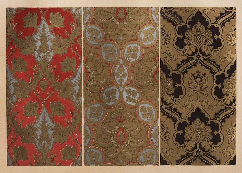Masterpieces of Industrial Art & Sculpture Vol. 1 - Lehman – Silk Tissues (1863)