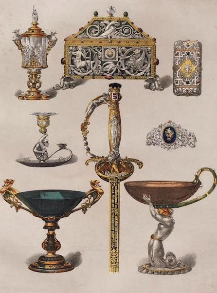Masterpieces of Industrial Art & Sculpture Vol. 1 - Wiese – Precious Metal-work (1863)
