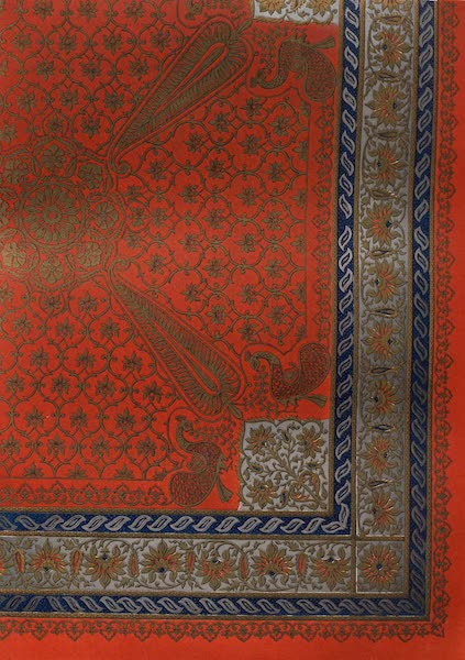 Masterpieces of Industrial Art & Sculpture Vol. 1 - Embroidered Carpet (1863)
