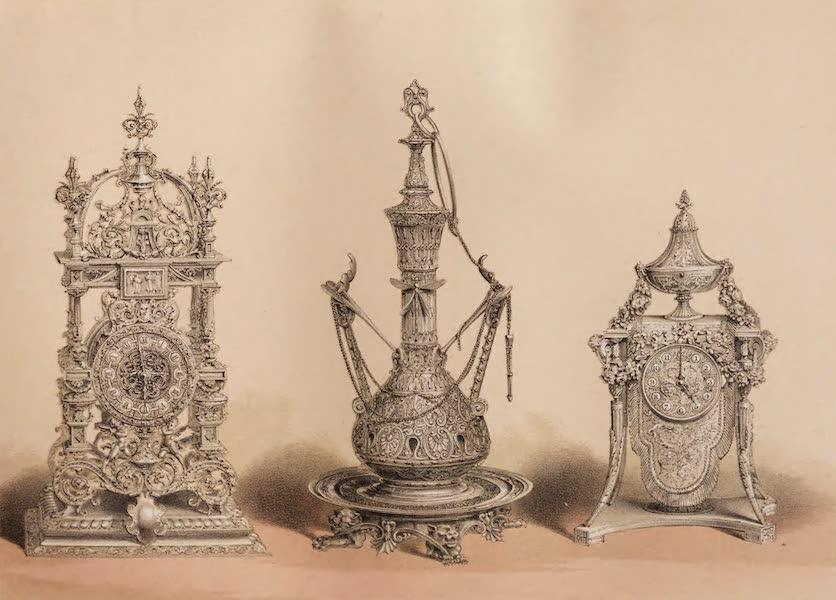 Masterpieces of Industrial Art & Sculpture Vol. 1 - Barbedienne – Precious Metal-work (1863)
