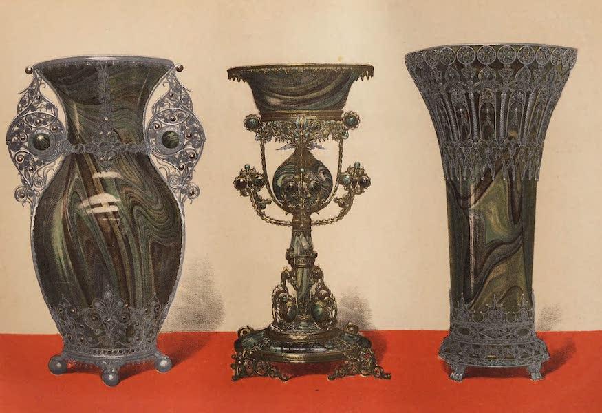 Masterpieces of Industrial Art & Sculpture Vol. 1 - Salviati – Clacedony Ware (1863)