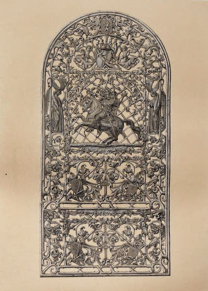 Masterpieces of Industrial Art & Sculpture Vol. 1 - Cast-iron Panel from Mulheim (1863)
