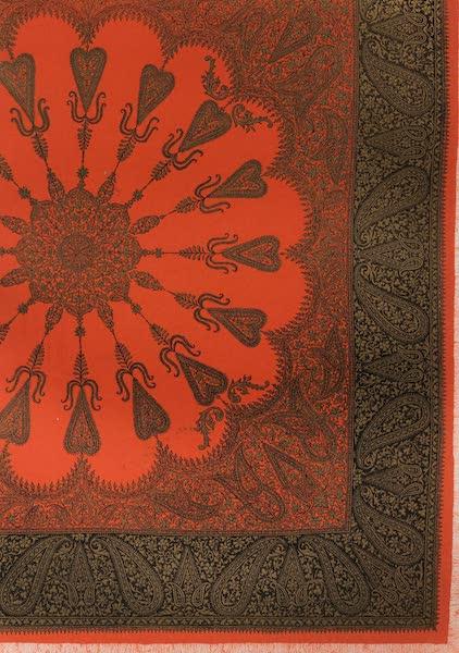 Masterpieces of Industrial Art & Sculpture Vol. 1 - Delhi Embroidered Shawl (1863)