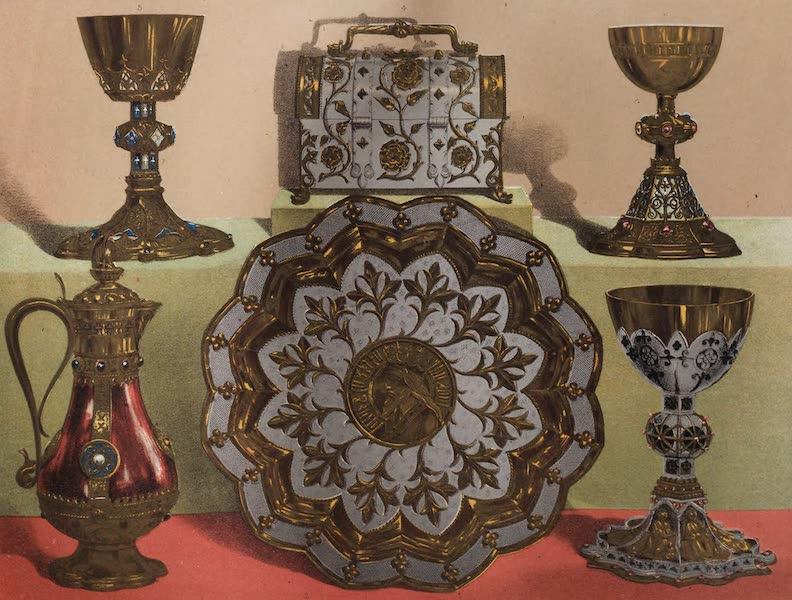 Masterpieces of Industrial Art & Sculpture Vol. 1 - Hardman – Ecclesiastical Metal-work (1863)