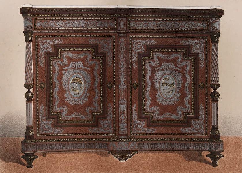 Masterpieces of Industrial Art & Sculpture Vol. 1 - Lemoine – Cabinet (1863)