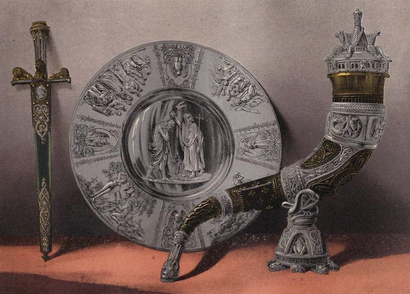 Masterpieces of Industrial Art & Sculpture Vol. 1 - Precious Metal-work (1863)