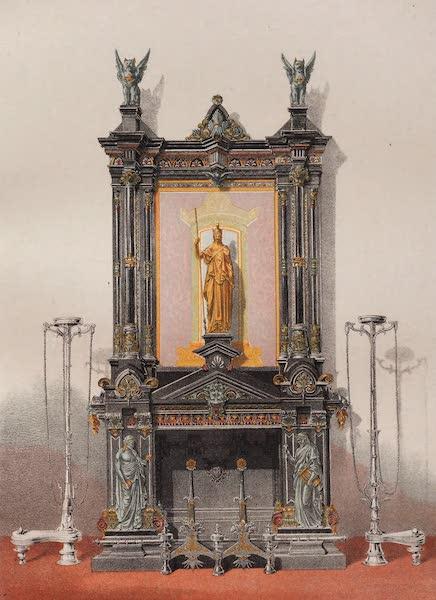 Masterpieces of Industrial Art & Sculpture Vol. 1 - Marchand – Chimney-piece (1863)