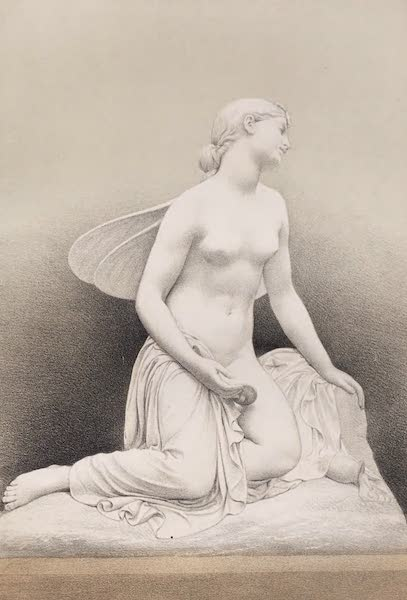 Masterpieces of Industrial Art & Sculpture Vol. 1 - Tenerani – Sculpture (1863)
