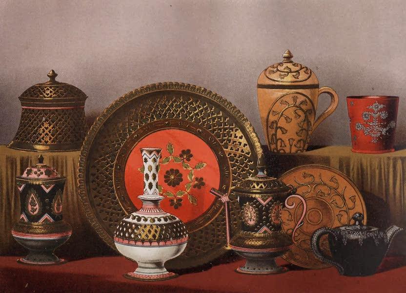Masterpieces of Industrial Art & Sculpture Vol. 1 - Earthenware (1863)