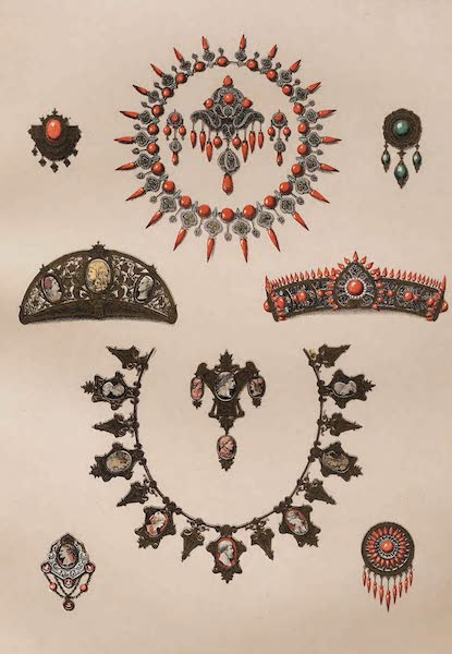 Masterpieces of Industrial Art & Sculpture Vol. 1 - Petiteau – Jewellery (1863)