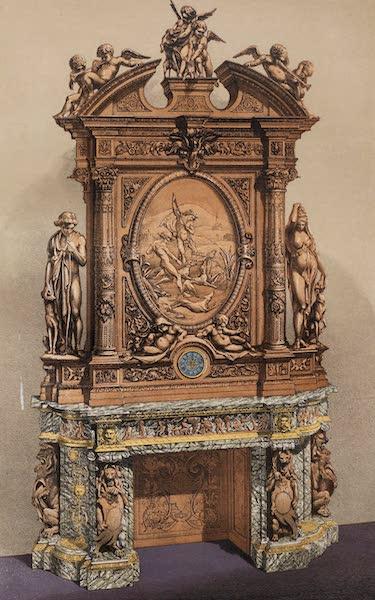 Masterpieces of Industrial Art & Sculpture Vol. 1 - Fourdinois – Chimney-piece (1863)