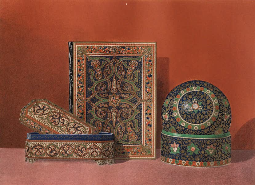 Masterpieces of Industrial Art & Sculpture Vol. 1 - Lacquer-work (1863)