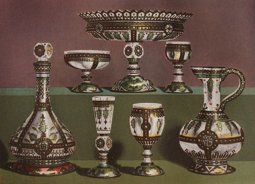 Masterpieces of Industrial Art & Sculpture Vol. 1 - Enamelled Glass (1863)