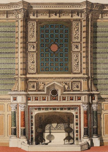 Masterpieces of Industrial Art & Sculpture Vol. 1 - Trollope – Chimney-piece (1863)