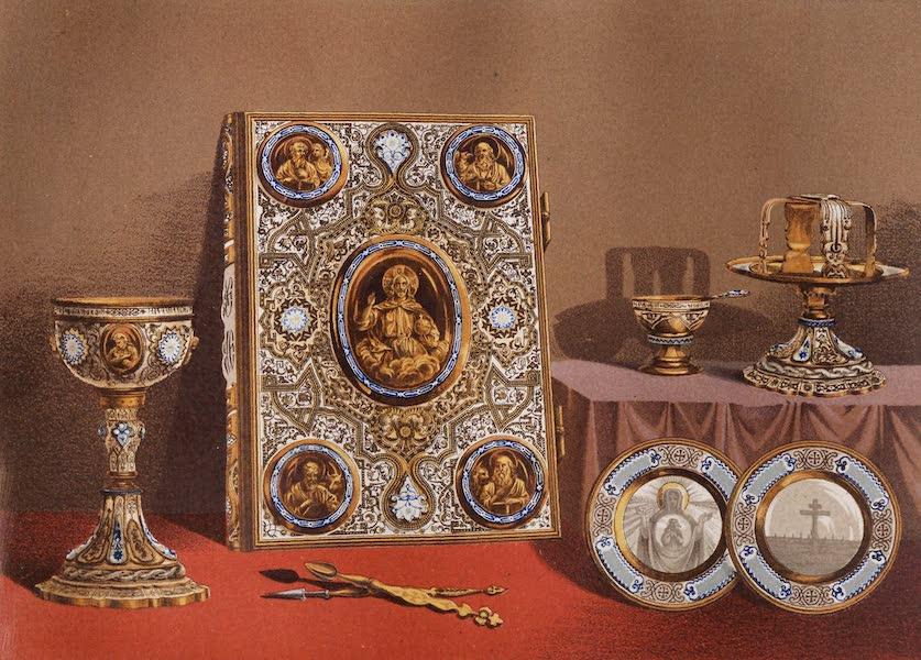 Masterpieces of Industrial Art & Sculpture Vol. 1 - Goorkin – Precious Metal-work (1863)