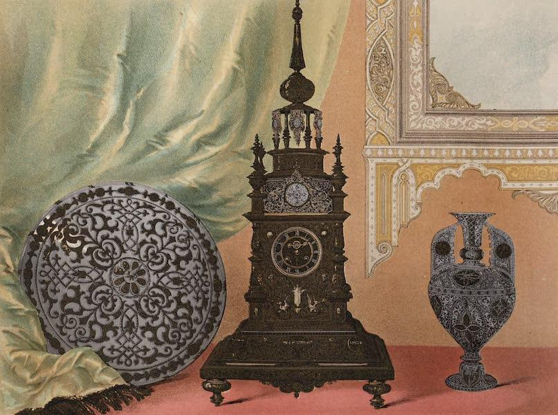 Masterpieces of Industrial Art & Sculpture Vol. 1 - Zuloaga – Damascened Work (1863)