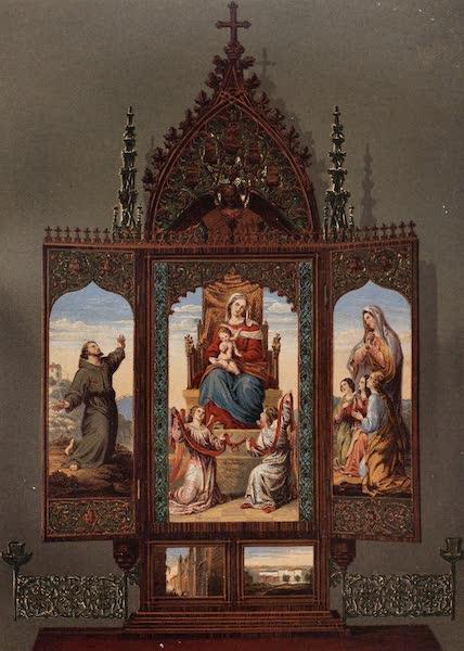 Masterpieces of Industrial Art & Sculpture Vol. 1 - Prieu-dieu from Vienna (1863)