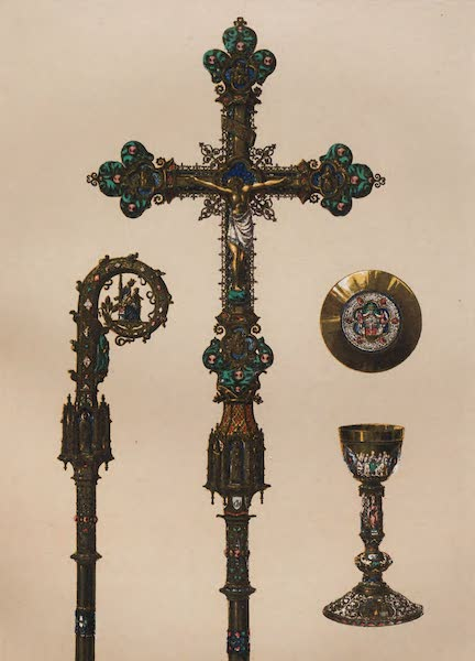 Masterpieces of Industrial Art & Sculpture Vol. 1 - Trioullier – Ecclesiastical Work (1863)
