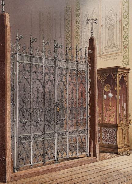 Masterpieces of Industrial Art & Sculpture Vol. 1 - Hardman – Wrought-iron Screen (1863)